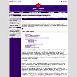 SANTE CANADA – 1992 - Le cuivre.