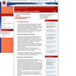 ADEME - MAI 2010 - Remise de l'étude sur l'analyse du cycle de vie des biocarburants de 1ère génération