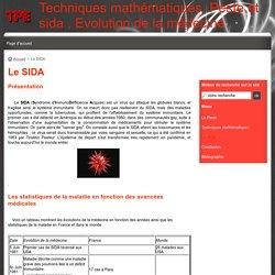 Le SIDA - Techniques mathématiques, Peste et sida , Evolution de la médecine