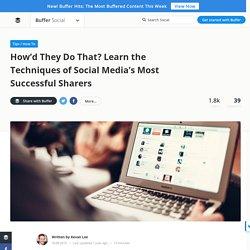 How To Share Like A Social Media Pro