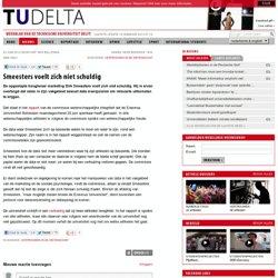 TUDelta: Smeesters voelt zich niet schuldig