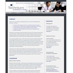 Technium, Inc. Company