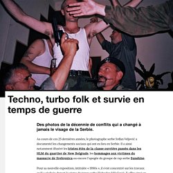 Techno, turbo folk et survie en temps de guerre - VICE