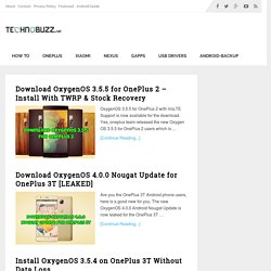 TechnoBuzz | Best How to Tips, Guides, Software and Internet Tips