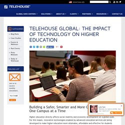 Telehouse Global: The Impact of Technology on Higher Education