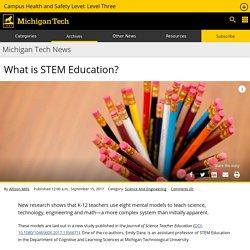 Noticias de la Universidad Tecnológica de Michigan