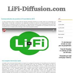 La technologie Li-Fi avance, du haut débit pour 2015