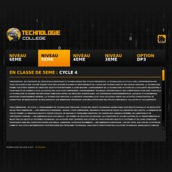 TECHNOLOGIE COLLEGE