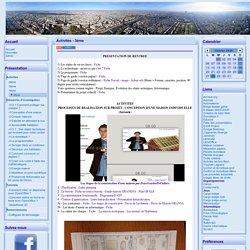 le site de la technologie au collège (Victor Hugo de Gisors) - Activités - 3ème