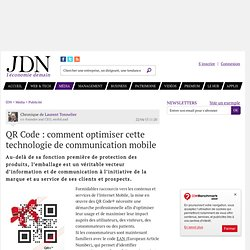 QR Code : comment optimiser cette technologie de communication mobile