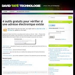 4 outils gratuits pour vérifier si une adresse électronique existe