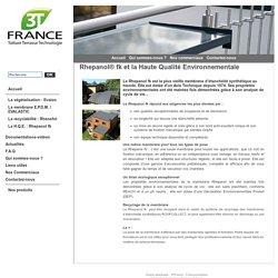 3T France - Toiture Terrasse Technologie - Fabricant de membranes d'étanchéité