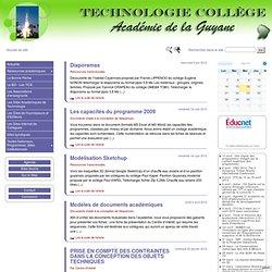 Technologie Guyane