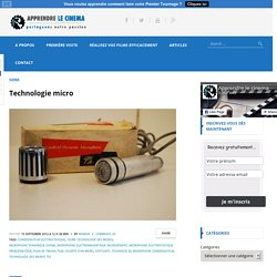 Technologie micro