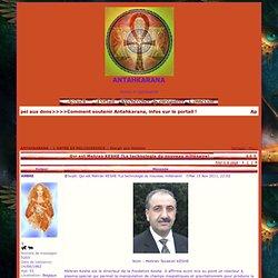 Qui est Mehran KESHE ?La technologie du nouveau millénaire!