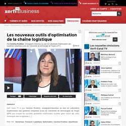 Caroline Prodhon - Les nouveaux outils d'optimisation de la chaîne logistique