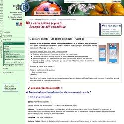 DSDEN du Val-de-Marne- Sciences et technologie - Défis scientifiques