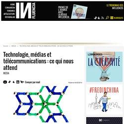 Technologie, médias et télécommunications : ce qui nous attend