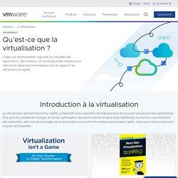 Technologie de virtualisation et logiciels de VM