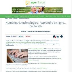Numérique, technologies : Apprendre en ligne... ou en vrai - 06/03/17