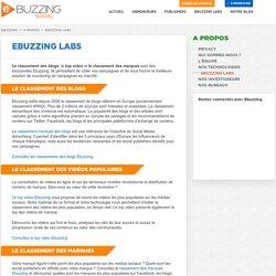 Social Labs: technologies d'analyse d'influence sur les médias sociaux