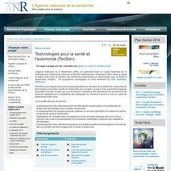 Technologies pour la santé et l'autonomie (TecSan)