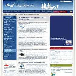 UNAF - Technologies de l'information et de la communication