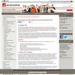 Technologies de l'information et de la communication (TIC) - Entreprises & Indépendants