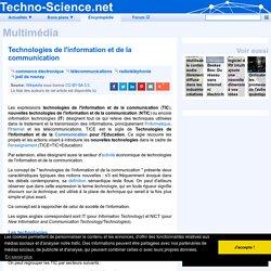 □ Technologies de l'information et de la communication