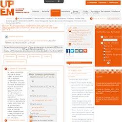 Master Management, Ingénierie des services et Technologies de l'Information et de la Communication (MITIC)