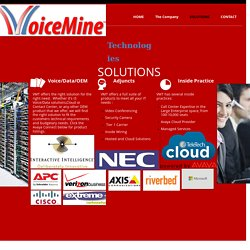 VoiceMine Technologies Provides Business Voip Solutions