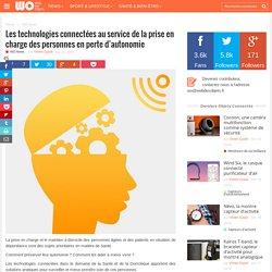 Les technologies connectées au service de la prise en charge des personnes en perte d'autonomie
