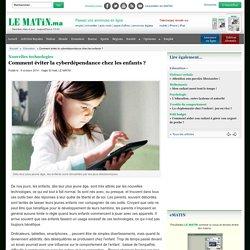 Nouvelles technologies : Comment éviter la cyberdépendance chez les enfants ?