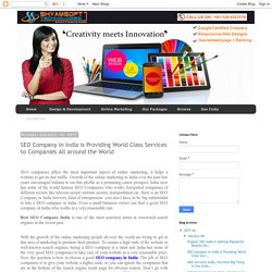 Shyamsoft Technologies : Web Design, Development, SEO, SMO, PPC Services India