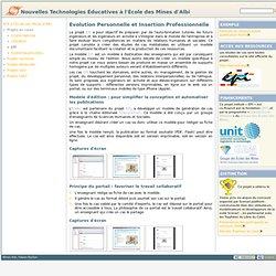 EPI [Nouvelles Technologies Éducatives à l'EMAC]