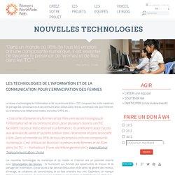 Les nouvelles technologies pour l'émancipation des femmes
