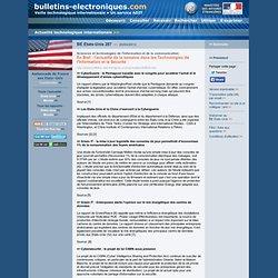04/20> BE Etats-Unis287> En Bref : l'actualité de la semaine dans les Technologies de l'Information et la Sécurité
