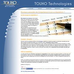 Technologies, blog informatique - L'importance de son e-réputation