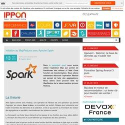 Initiation au MapReduce avec Apache Spark