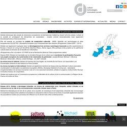 Dédale est une agence consacrée à la culture, aux technologies et à l'innovation sociale en Europe. - Dédale
