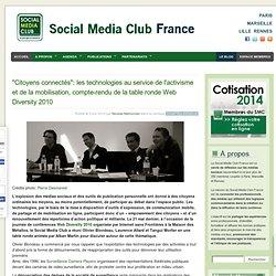 Citoyens connectés: les technologies au service de l'activisme et de la mobilisation