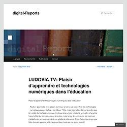 Plaisir d'apprendre et technologies numériques dans l'éducation