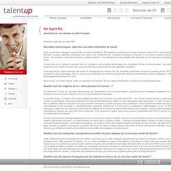 Talentup - Recrutement, Sourcing CV ET Annonces Emploi