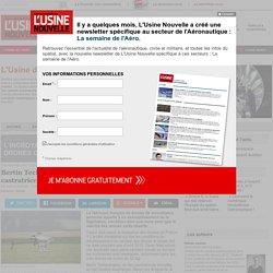 Bertin Technologies dénonce une réglementation castratrice pour les drones en France - L'Usine de l'Aéro