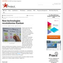New technologies revolutionise Kanban Project Accelerator News
