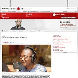Les technologies au service de l'Afrique