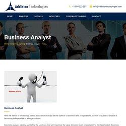 Addision Technologies