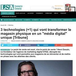 3 technologies (+1) qui vont transformer le...