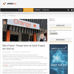 Promouvoir l'innovation technologique et l'entrepreneuriat en Afrique et pour la diaspora africaine