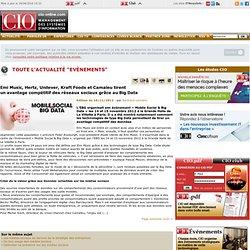 Veille technologique des systèmes d'information - CIO-Online - évènements DSI